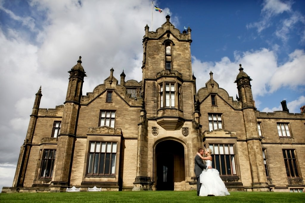 weddings at Allerton Castle