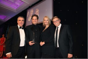 Winners! Dine Win Cost Sector Catering Award