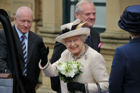 A Royal Engagement For The Jubilee Tour