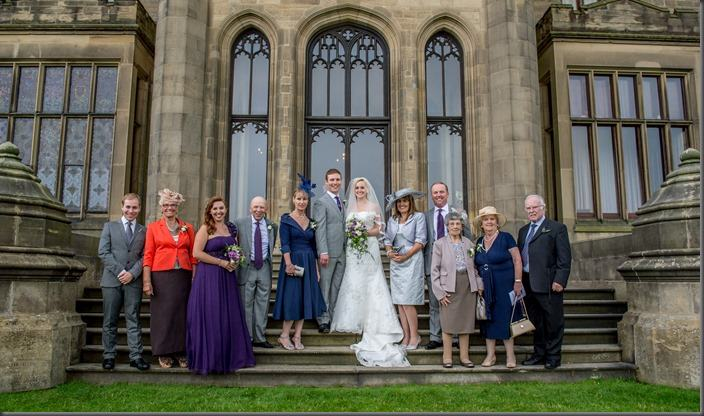 Mik2 Photography - Dine at Allerton Castle Wedding
