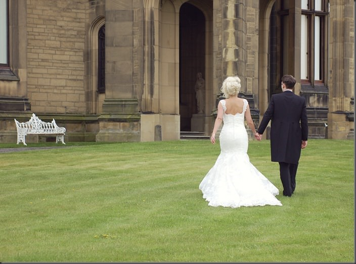 Stacey & Oliver's Allerton Castle Wedding