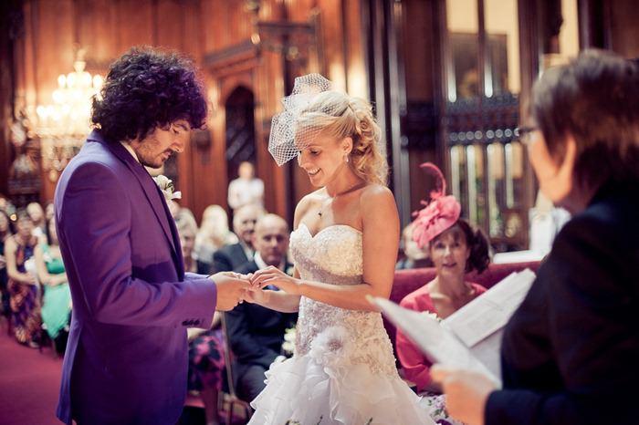 Weddings At Allerton Castle