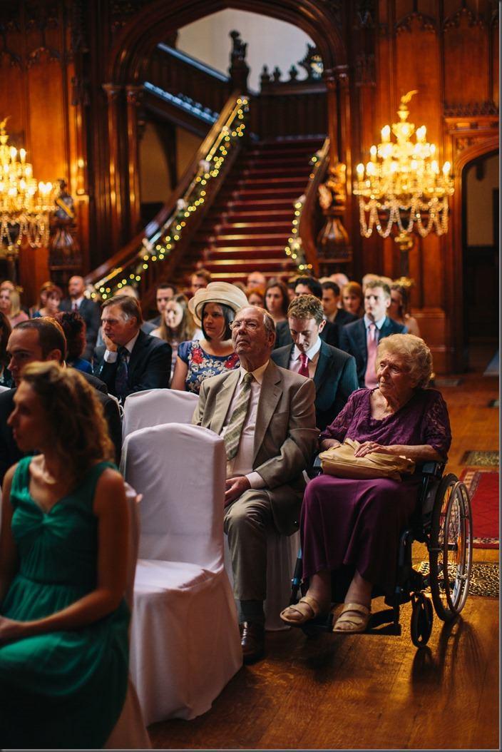 Allerton Castle Wedding by Emily Hannah Photography