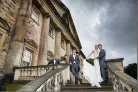 wedding at Nostell Priory