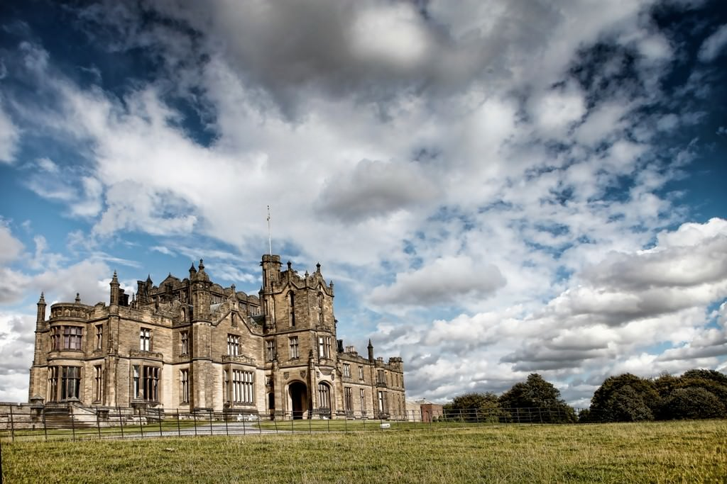 A Luxury Wedding At Allerton Castle