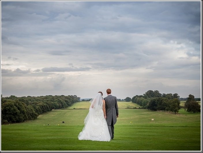luxury weddings at Nostell Priory
