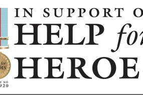 Dine Sponsor The Help For Heroes Ball