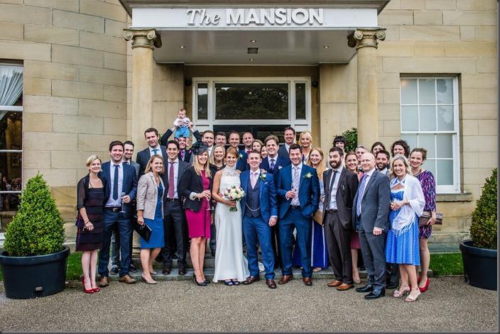 Matt & Jude's Wedding at The Mansion by Joel Skingle Photography (42)