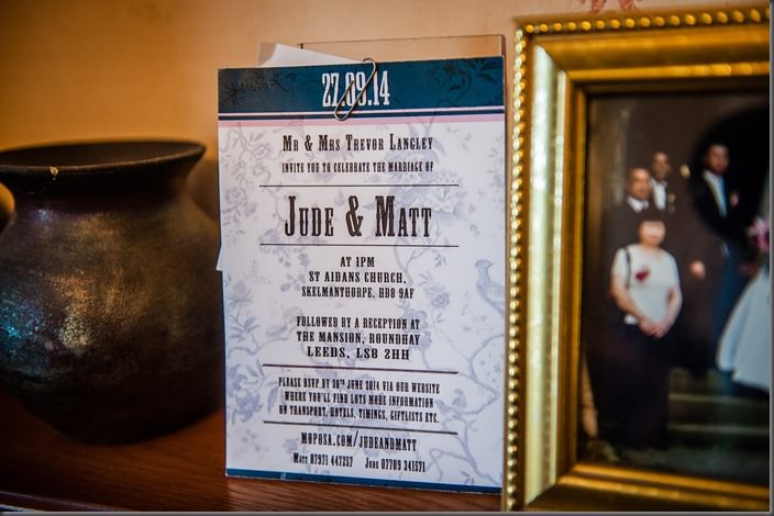 Matt & Jude's Wedding at The Mansion by Joel Skingle Photography (7)