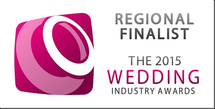 Finalists In The Wedding Industry Awards!
