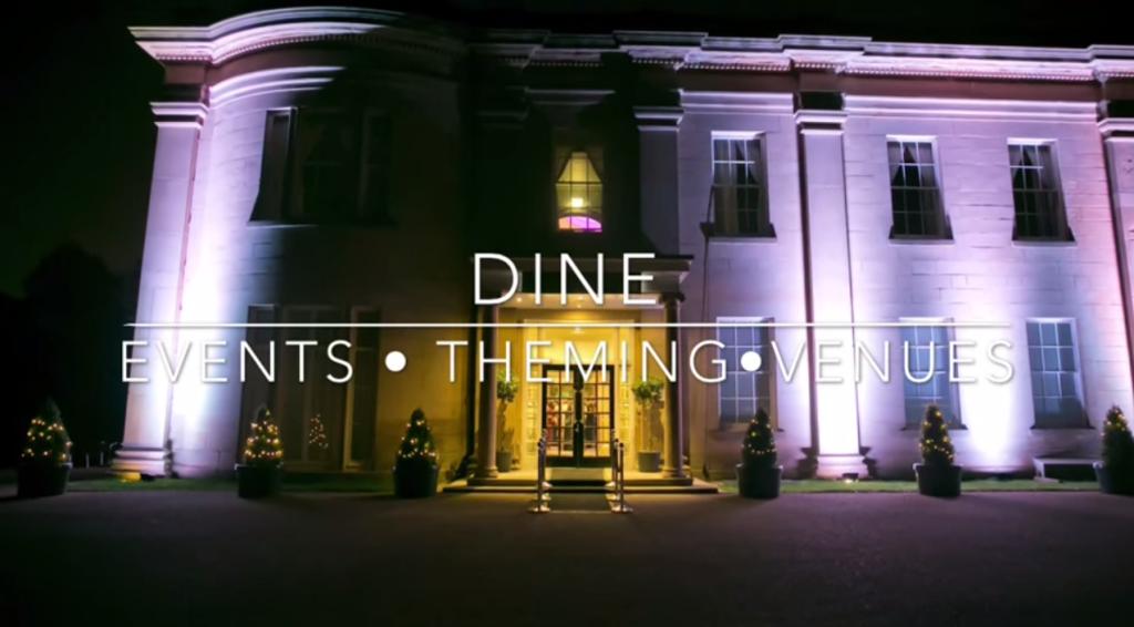 Award winning catering & event management