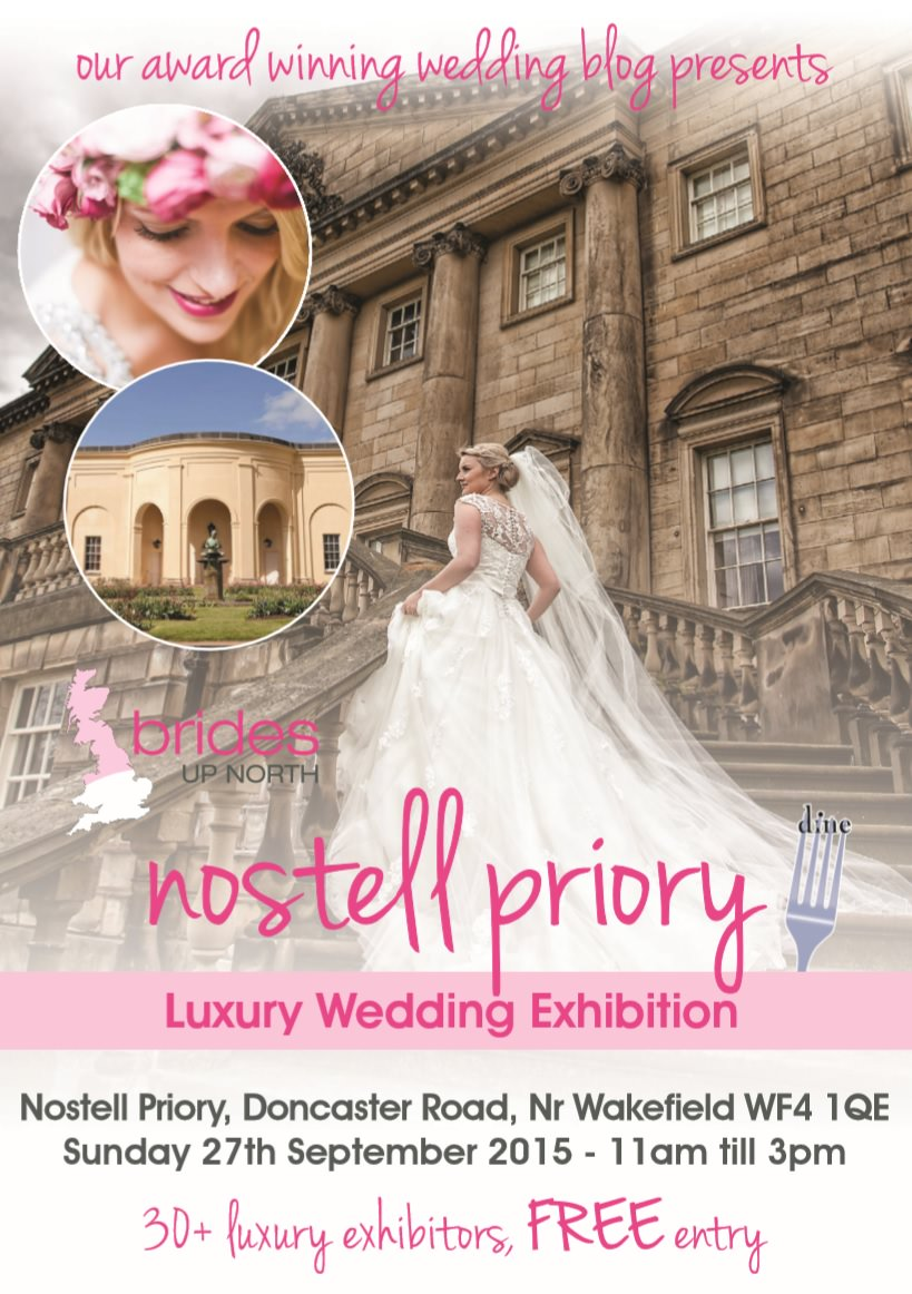 Nostell Priory Luxury Wedding Fair Autumn 2015