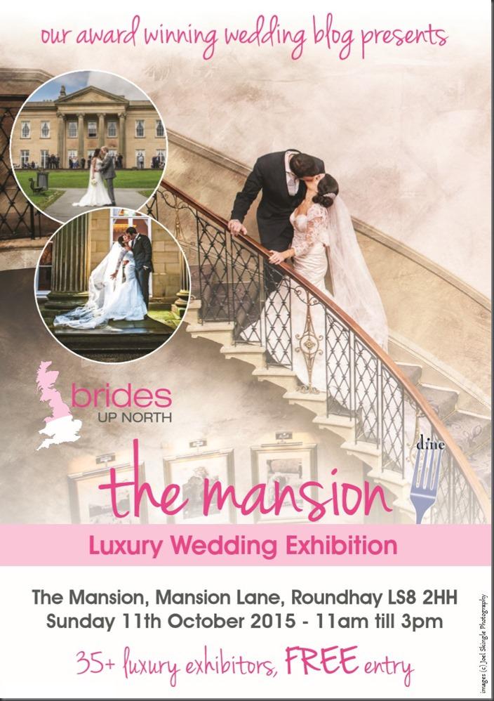 The Mansion Luxury Wedding Exhibition Autumn 2015