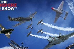 Dine Thrill At Inaugural Yorkshire Air Show