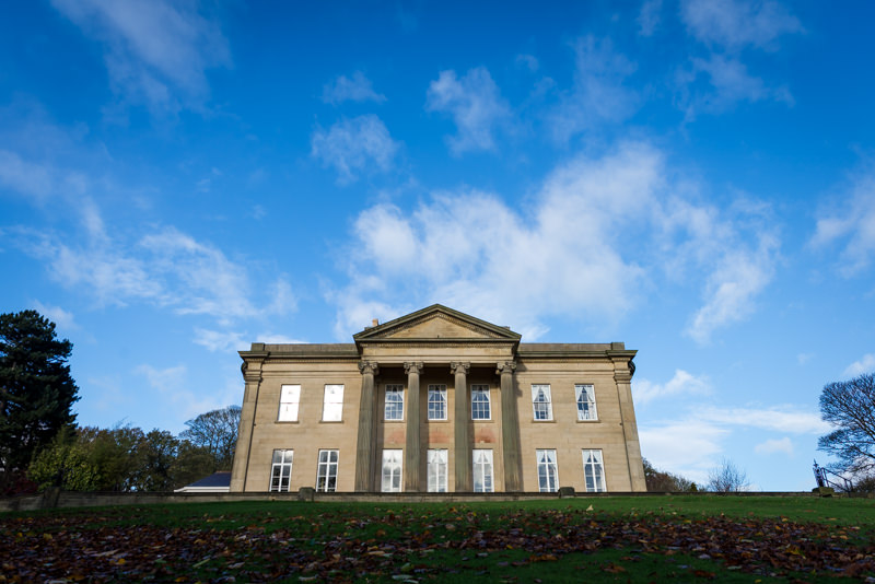 The Mansion, Roundhay Park