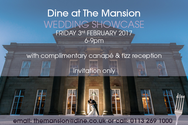 Wedding Showcase at The Mansion
