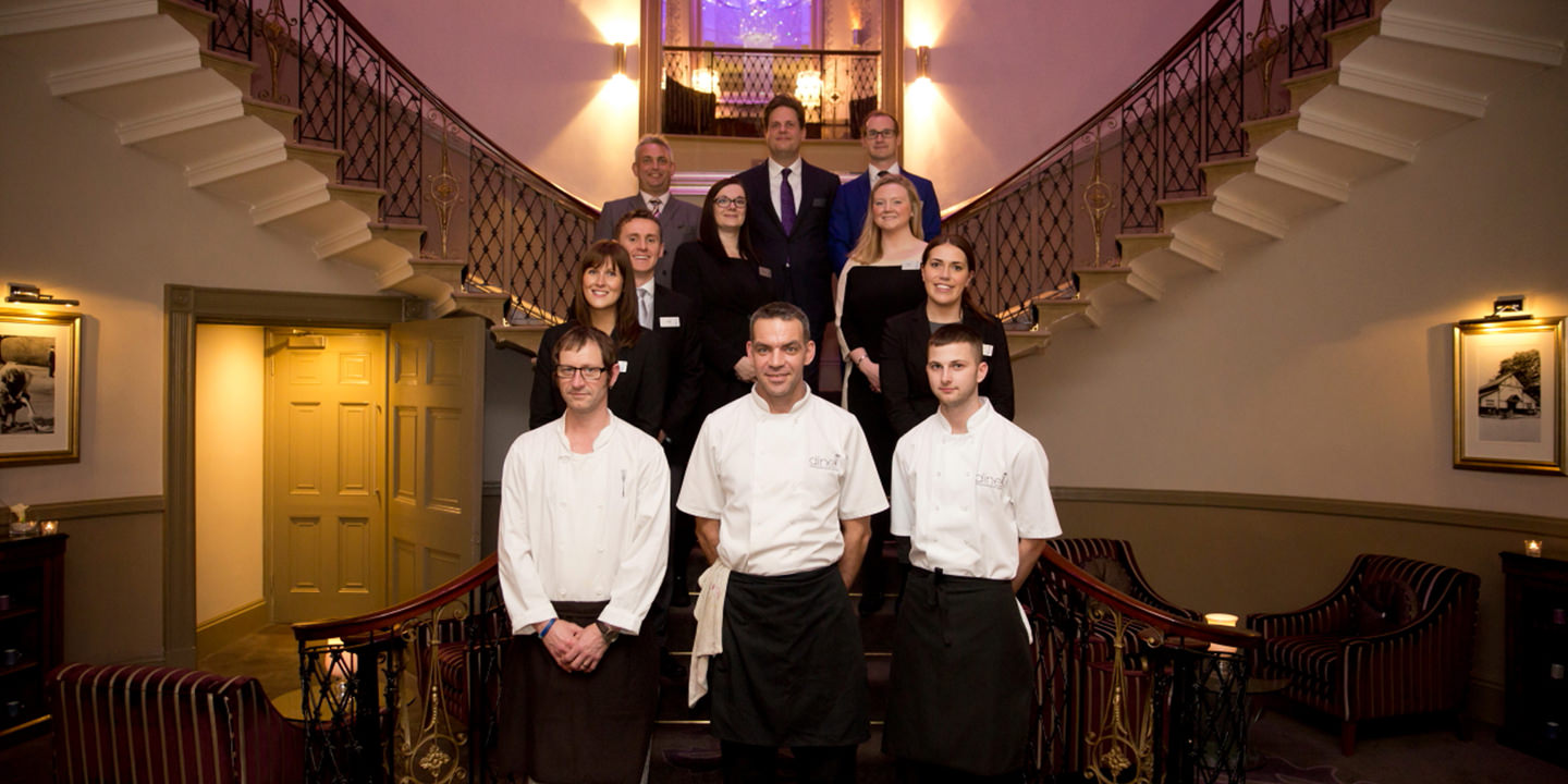 The Award Winning Team at Dine
