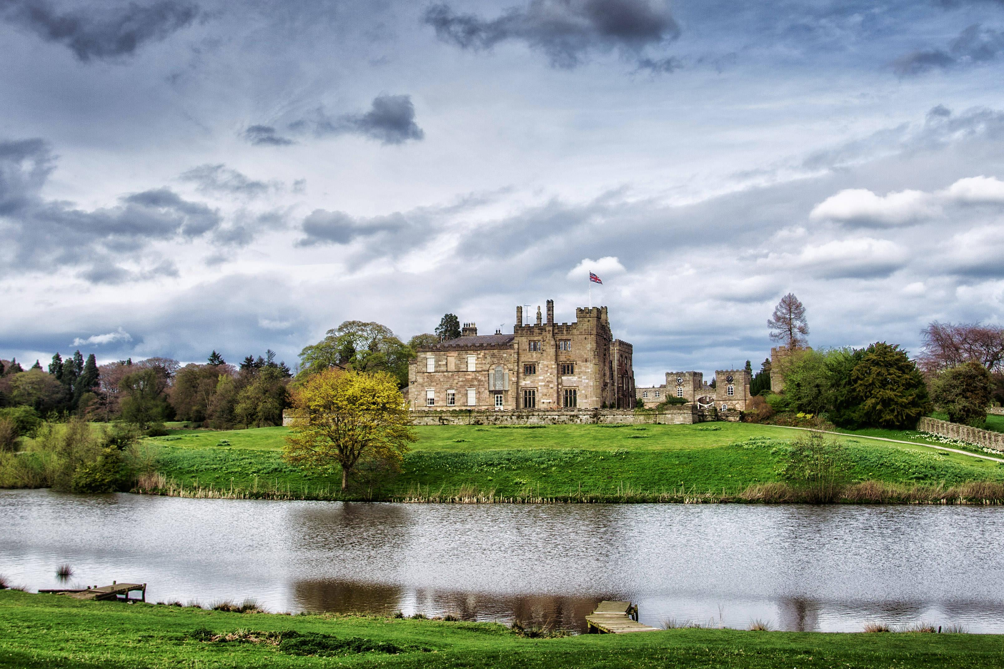 Ripley Castle Marquee