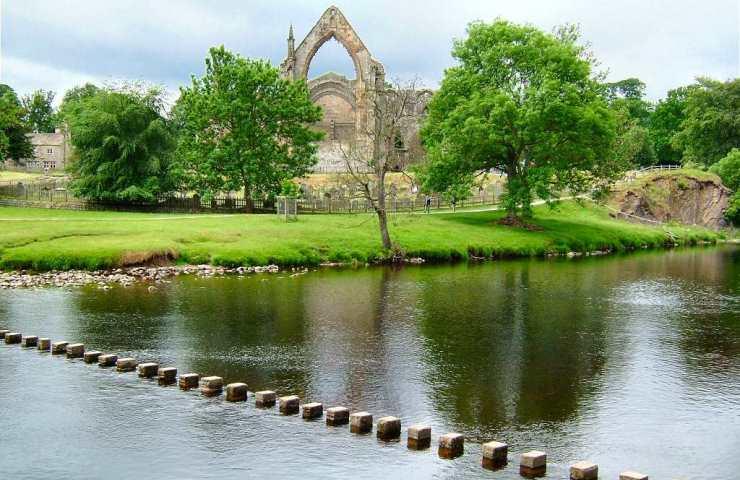Bolton Abbey Marquee Site