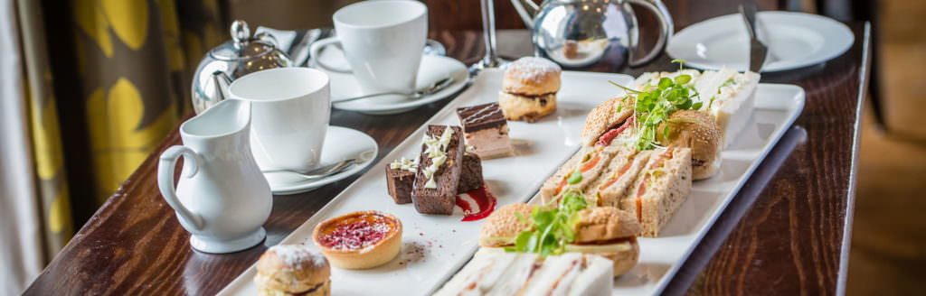 Afternoon Tea The Garden Room Roundhay