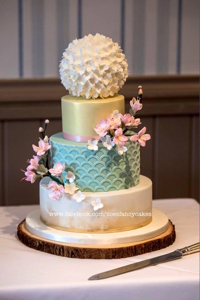 Wedding Cake Delivery Uk