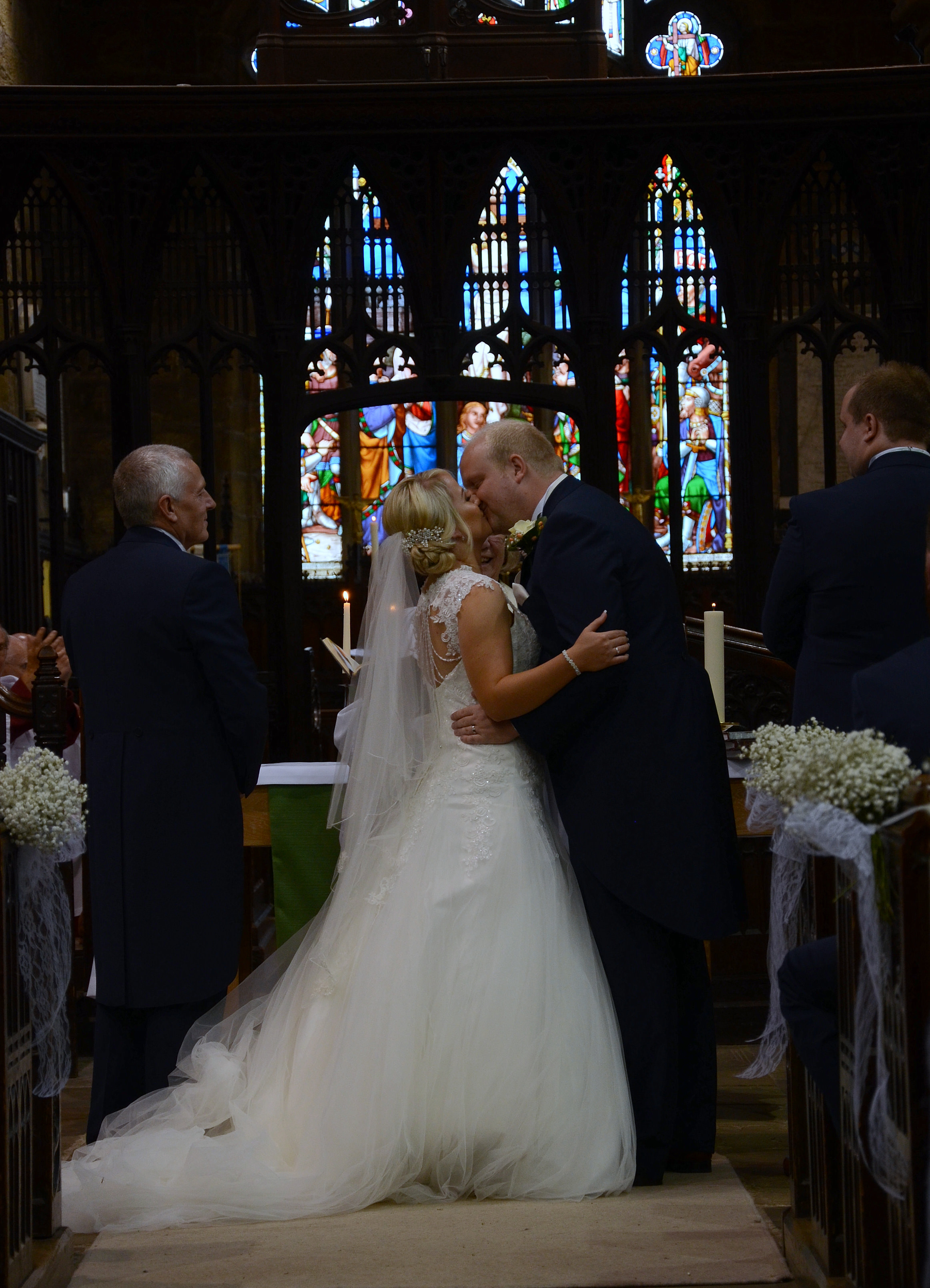 Ecclesfield Church Wedding, Sheffield