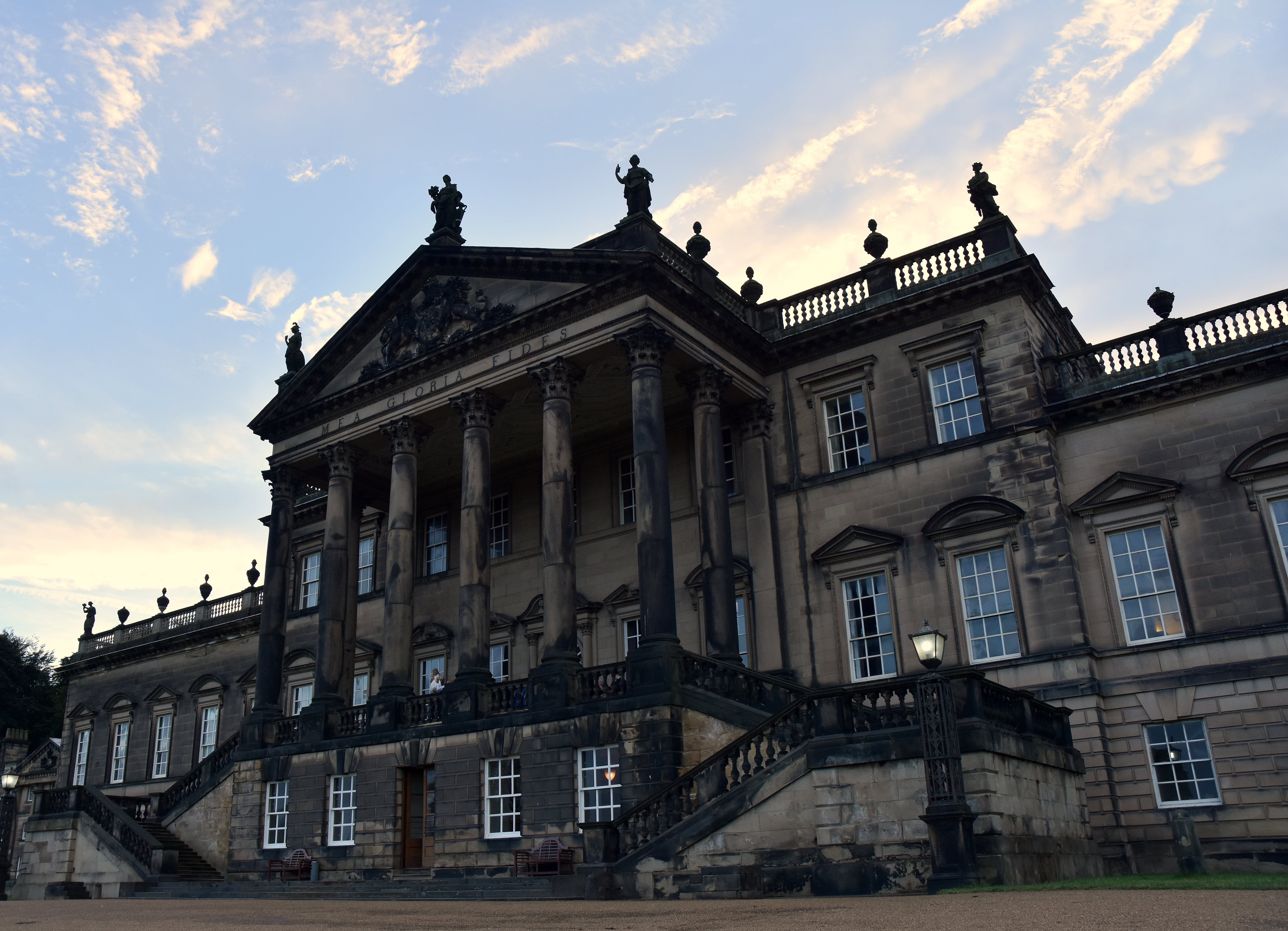 Wentworth Woodhouse is one of the country's most magnificent Stately Homes