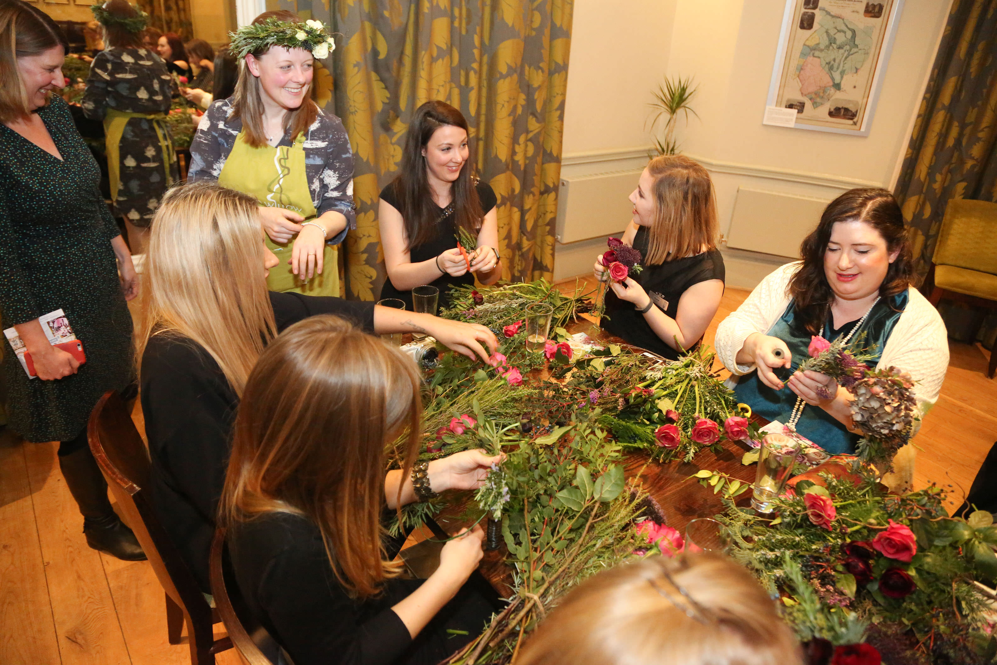 Flower Crown Workshop - Twisted Willow