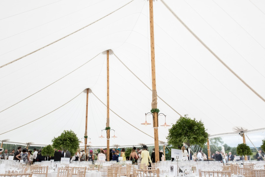 Marquee Wedding Venues in Yorkshire - Planning & Suppliers