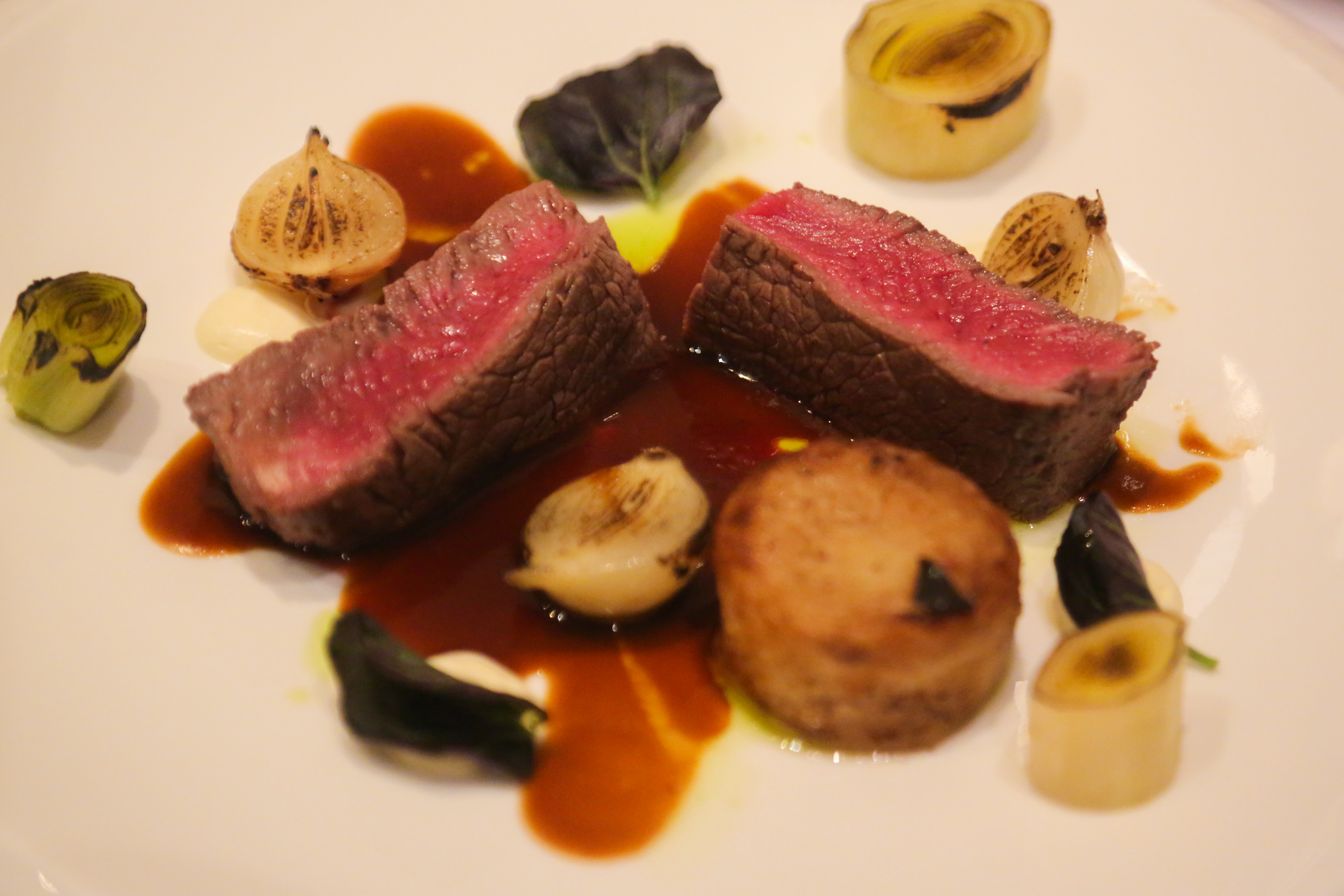 5 month Aged Beef Sirloin