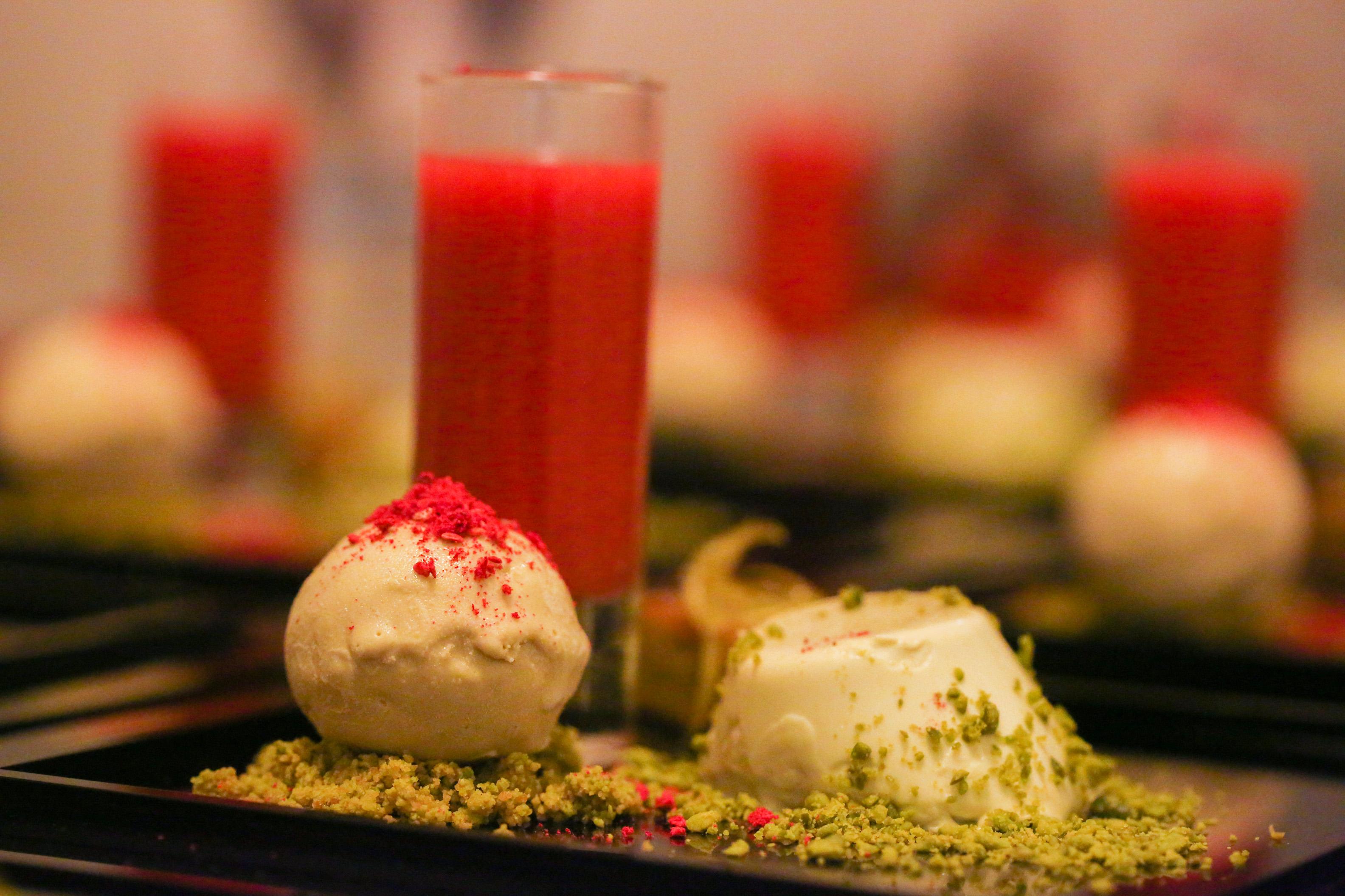 Pistachio Flavours