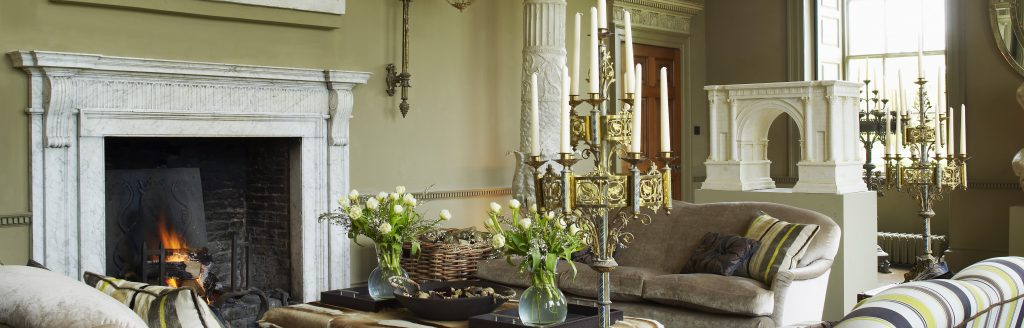 Howsham Hall Reception Room