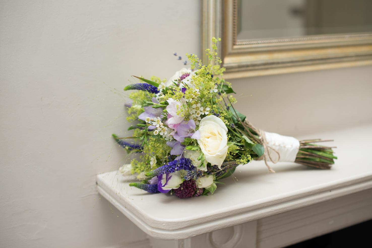 Bride's Bouquet - by Dulcie Butterfly