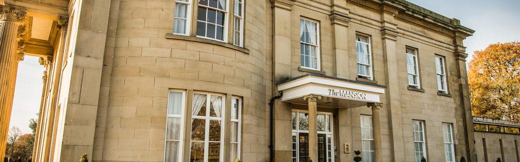 The Mansion Leeds, Asian Wedding Venue