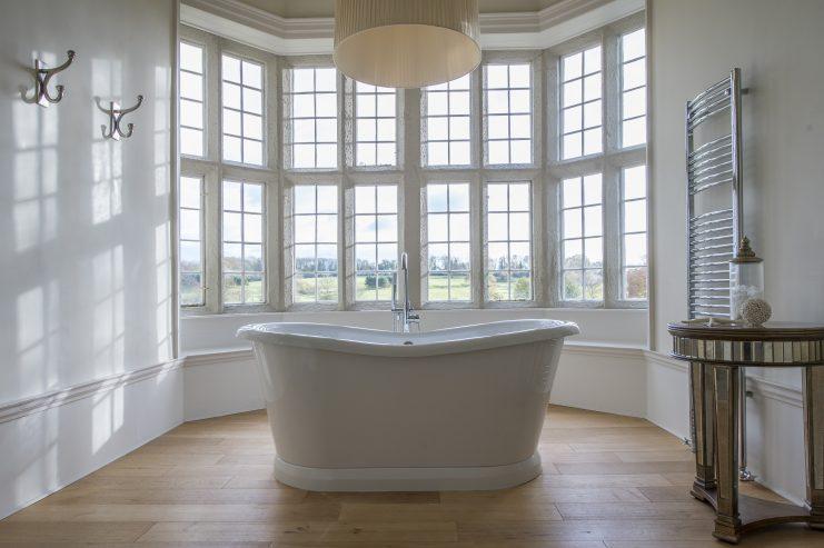 Luxury Bathrooms at Howsham Hall