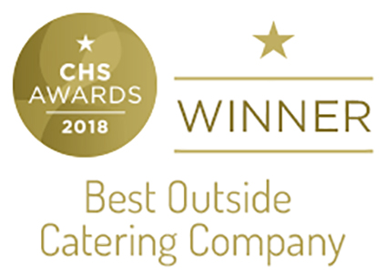 2018 CHS Awards - Best Outside Catering Company Winner
