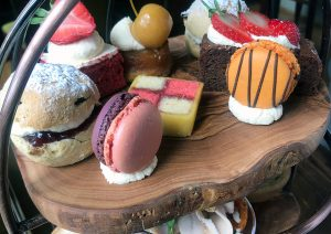 Afternoon Tea at Rise Hall