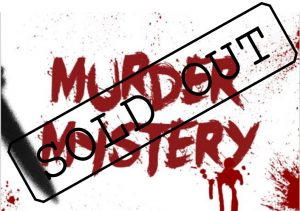 Murder Mystery Night - Sold Out