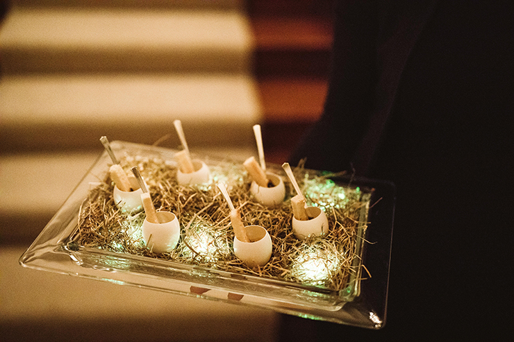 Dine Canapes, Fine Dining