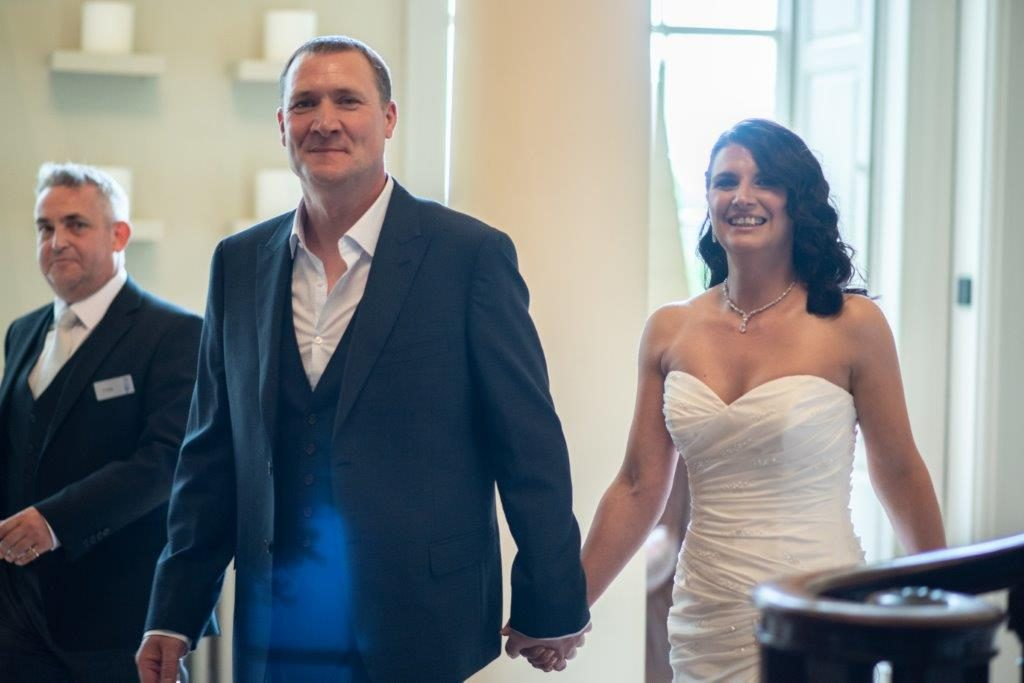 Wedding for two at Howsham Hall