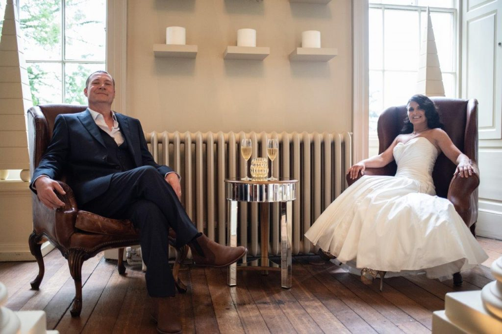 Small Personal Wedding at Howsham Hall