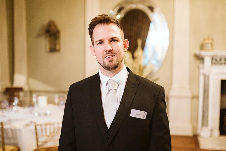 Liam Cheeseman, Event Manager