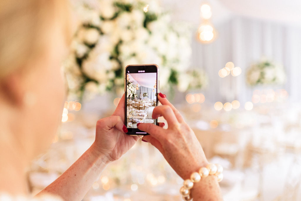 Dine | Wedding Planners | Social Media Rules at Weddings