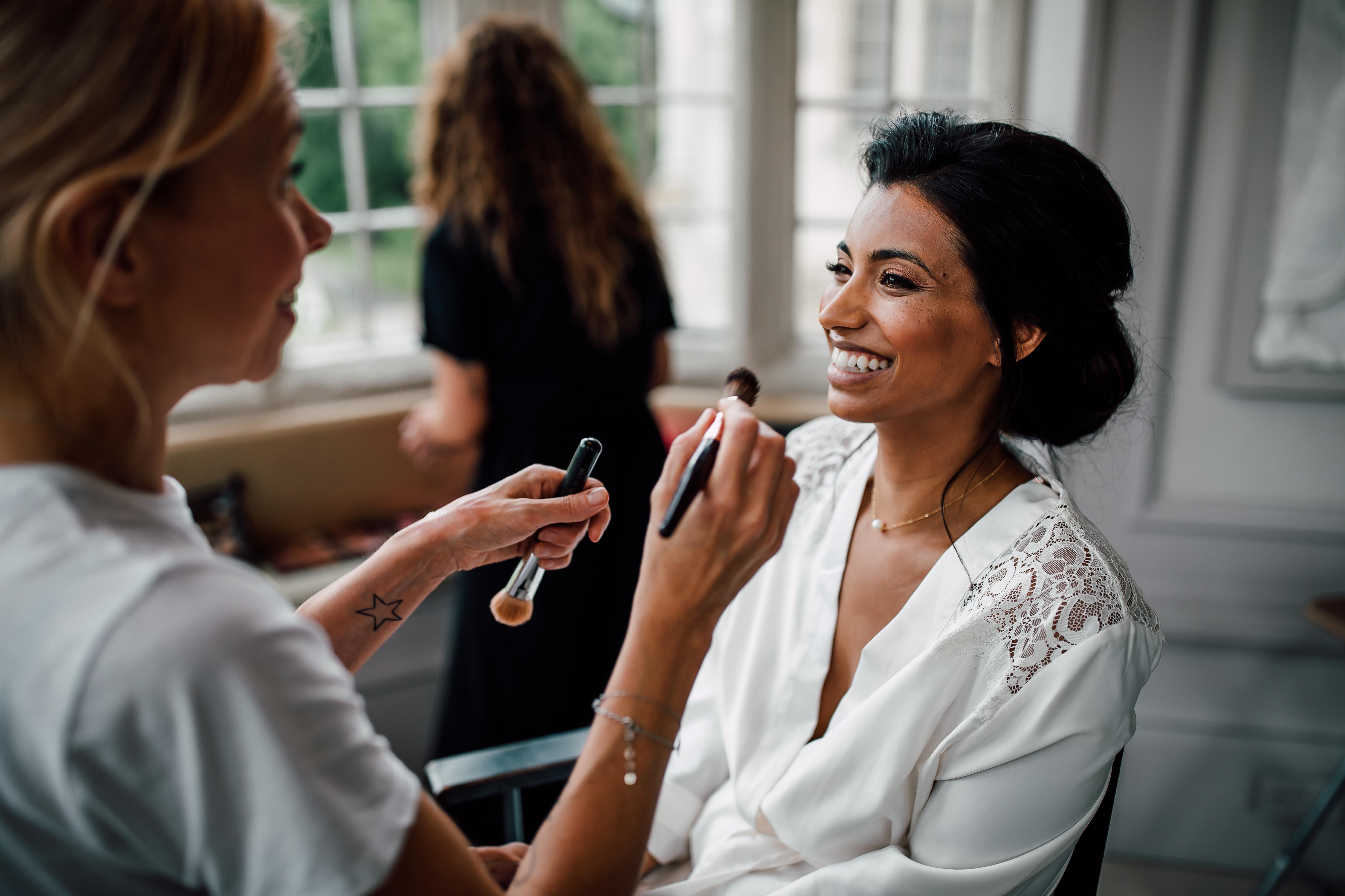 Howsham Hall | Dine Venues | Bridal Makeup | Anecia & Ben Wedding