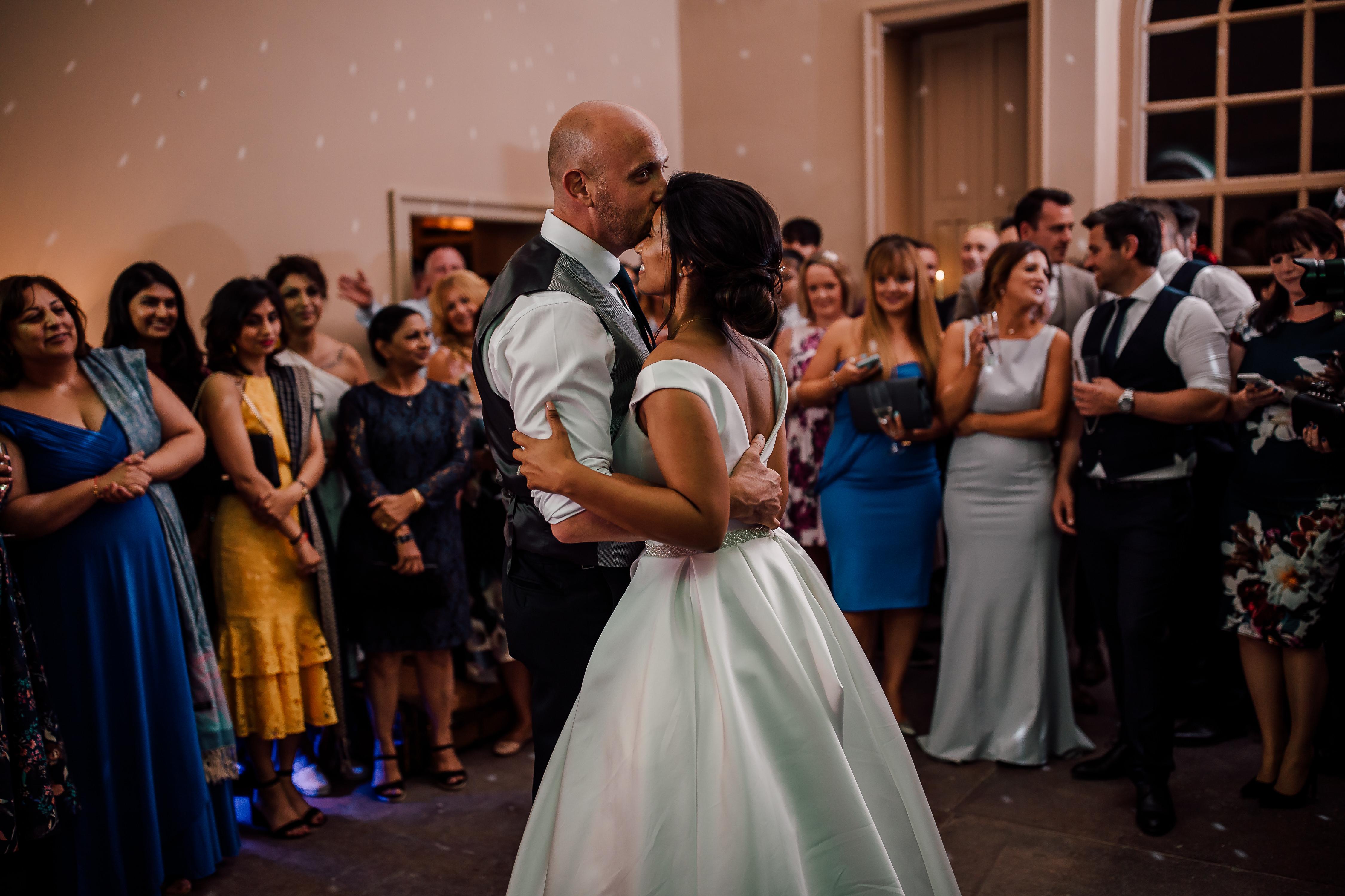 Howsham Hall | Dine Venues | First Dance - Dance Floor | York Wedding | Ben & Anecia