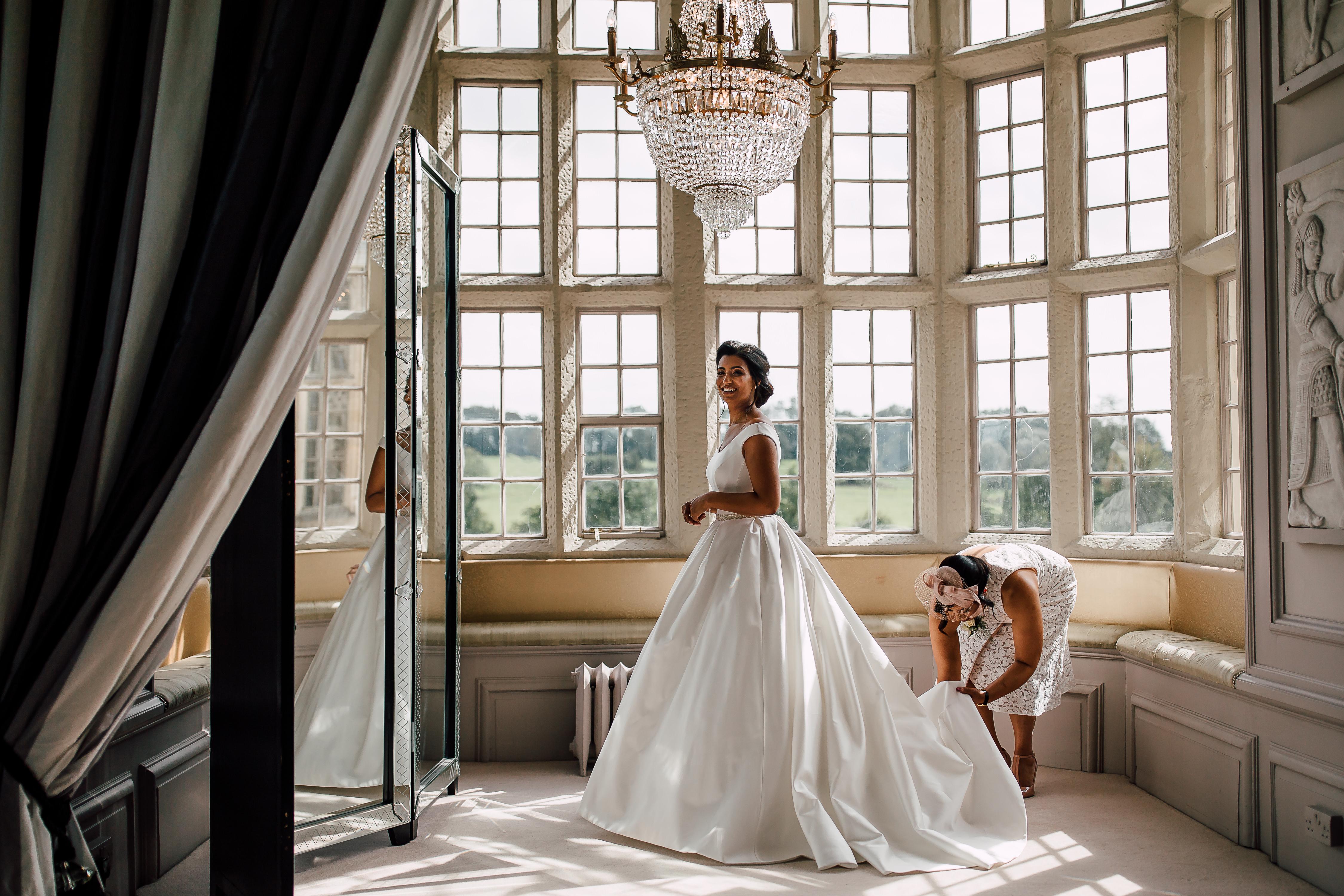 Howsham Hall | Dine Venues | Brial Suite | Anecia & Ben Wedding