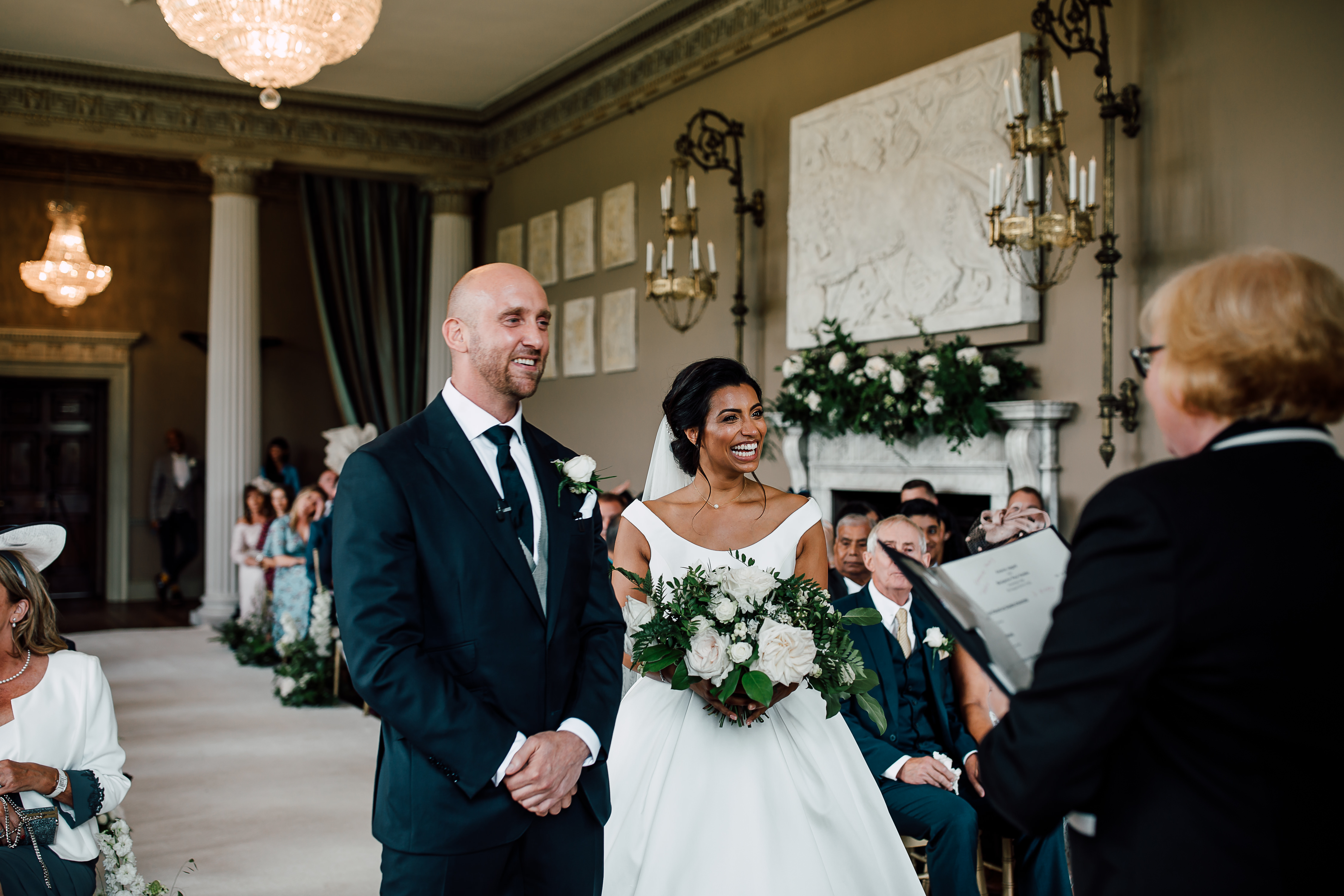 Howsham Hall | Dine Venues | Yorkshire Wedding | Wedding Ceremony