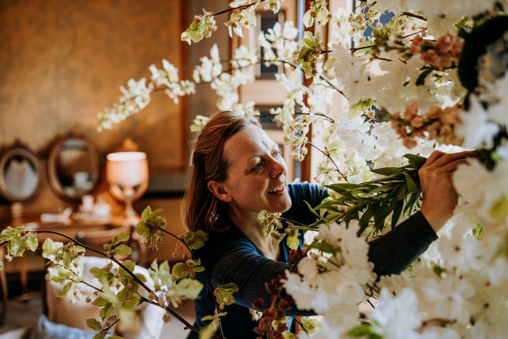 Joanna Cairns, The Rarified Floral Design