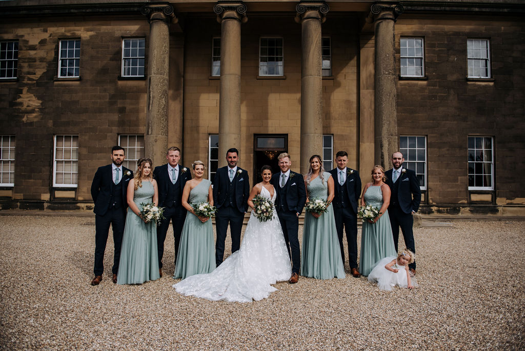 Rise Hall - Yorkshire Country House - Wedding Weekend Retreat