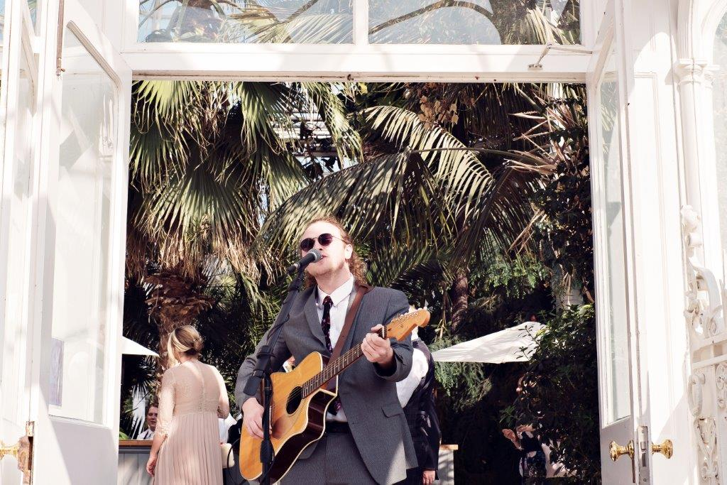 Dine | Wedding at The Palm House | Deckheds | Teresa C Photography